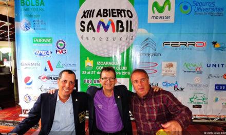Hoy se inicia el XIII Abierto Sambil en el Izcaragua