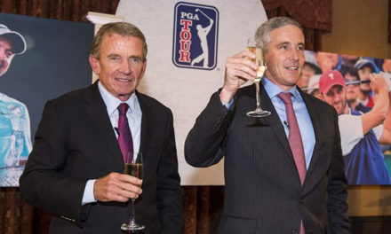 Jay Monahan sustituye a Finchem a cargo del PGA Tour