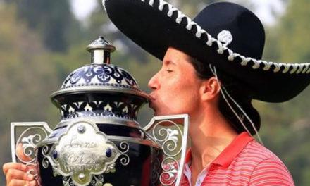 Olé Olé para Ciganda al ganar su 2do título en México