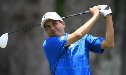 Otto Solís mantuvo liderato en XIII Abierto Sambil de golf