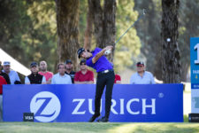 Emilio Domínguez (ARG) tiene buenos recuerdos en esta cancha y va por el triunfo / Foto: Gentileza Enrique Berardi/PGA TOUR