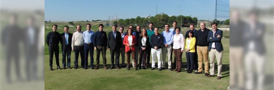 Reunión de Directores Deportivos de Federaciones Autonómicas en la RFEG