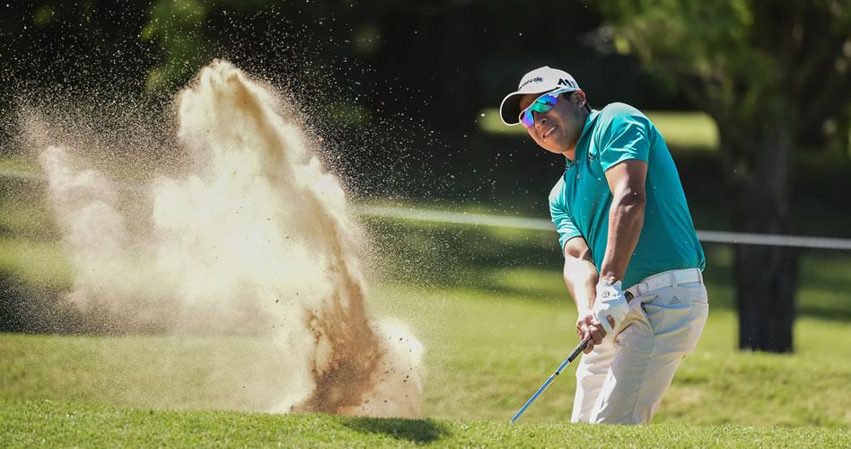 Andrés Romero (ARG) tuvo un buen comienzo en Praderas de Luján / Foto: Gentileza Enrique Berardi/PGA TOUR