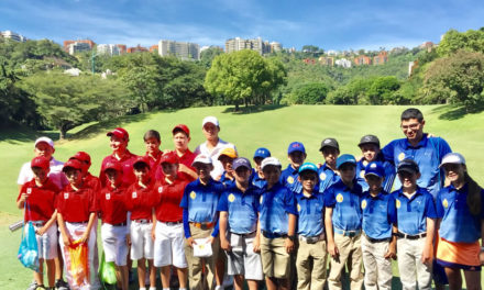 Ryder Cup Infantil LCC – VAGC 2016