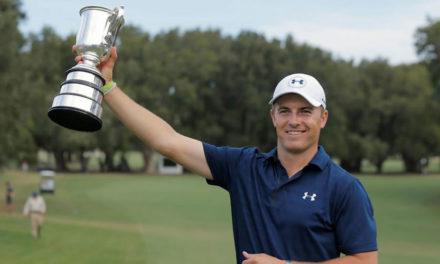 Spieth levanta su segundo trofeo en el Abierto de Australia