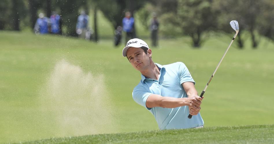Stapff y Gómez comparten la punta del VISA Open de Argentina