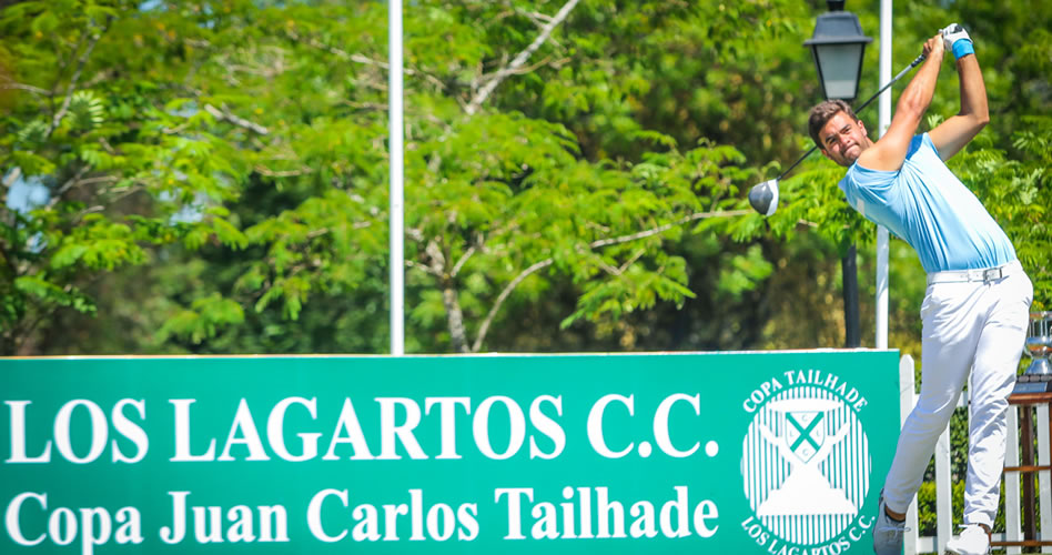 Uruguay se afirmó en la punta y va por la gloria en la Tailhade
