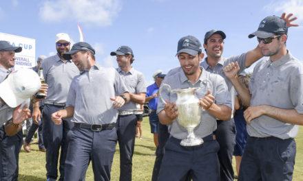 Aruba Cup fue para PGA TOUR Latinoamérica