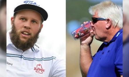 """Beef y Daly se apuntan como cabezas de cartel a un improvisado """"triatlón de birdies, cerveza y carne"""""""