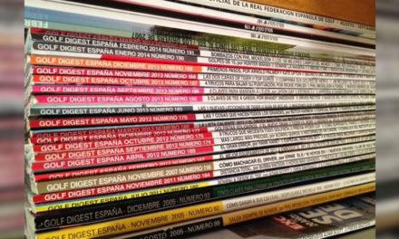 Biblioteca personal de golf