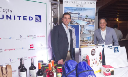 Brickell Flatiron se sumó al Abierto Valle Arriba Golf Club 2016