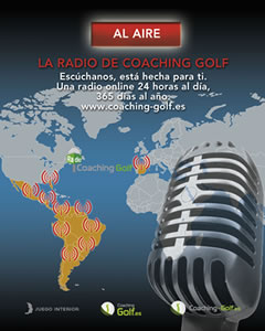La Radio de Coaching Golf