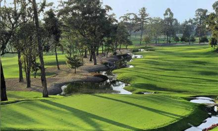 Copa de su Majestad el Rey de España en el Club de Golf los Lagartos