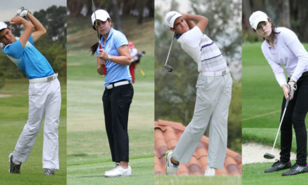 Cuatro representantes de Colombia en el Greg Norman Academy Junior Invitational 2016