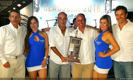 Culminó temporada 2016 del Business Golf Association