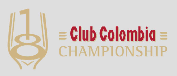 Distinguido el evento Club Colombia Championship