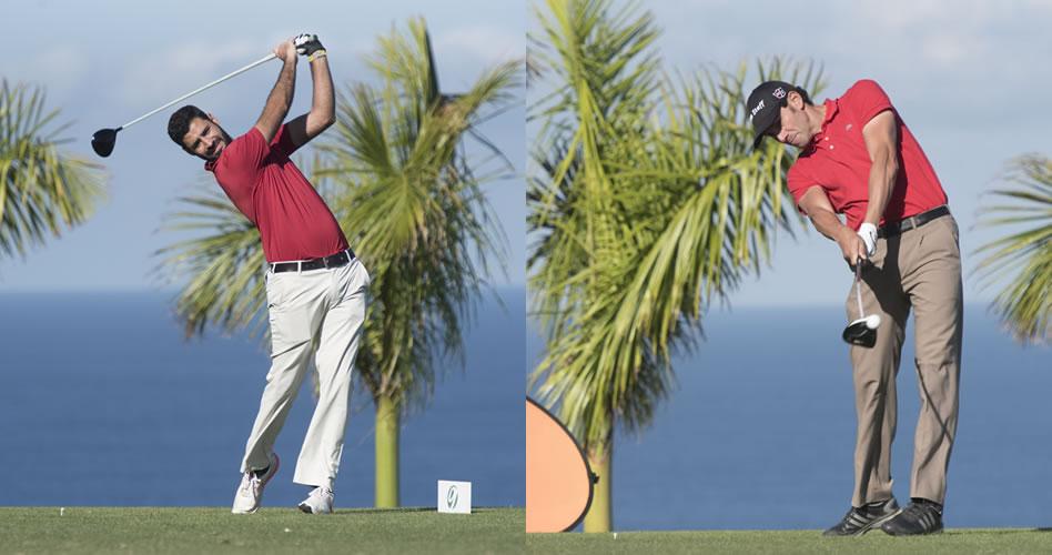 Doble liderato en la Gran Final Gambito Golf en Tenerife