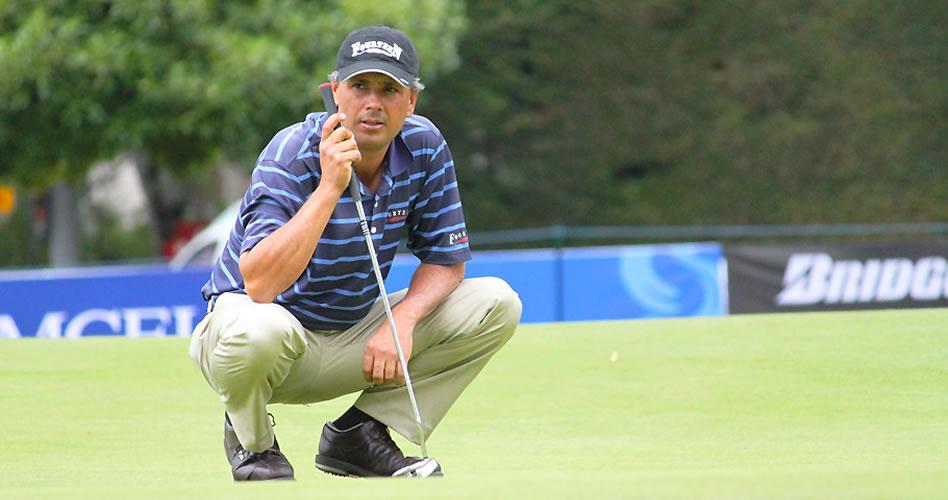 Eduardo Herrera se mantuvo en el puesto 41 este jueves en el Q-School PGA Tour Champions