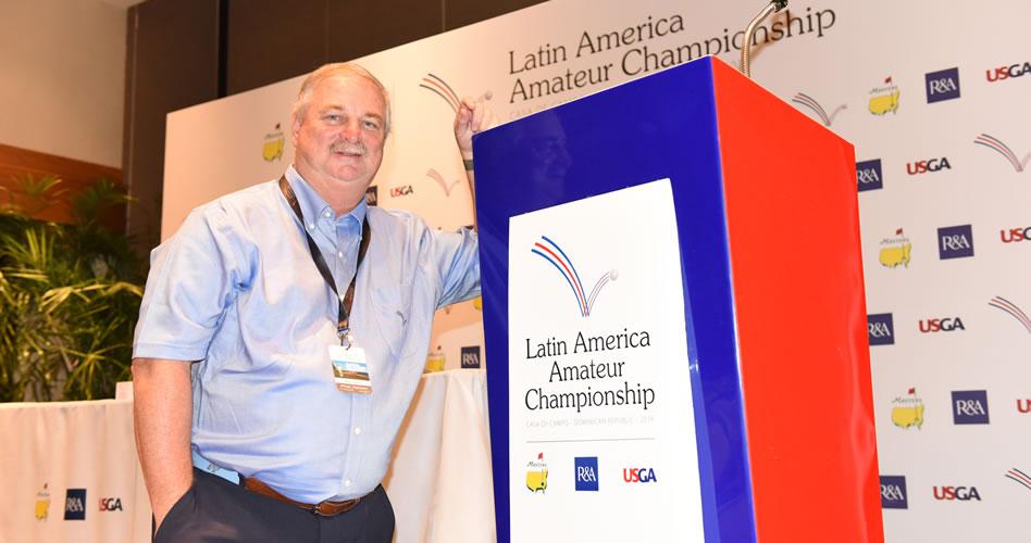"""""""El LAAC apoyará el crecimiento del golf en Panamá"""""""