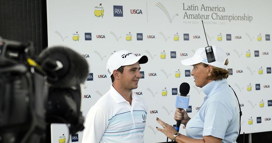 El Latin America Amateur Championship 2017 será televisado en 140 países