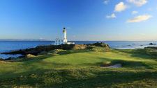El negocio de golf de Donald Trump (cortesía golfcoursearchitecture.net)