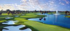 El negocio de golf de Donald Trump (cortesía trumpgolfdoral.com)
