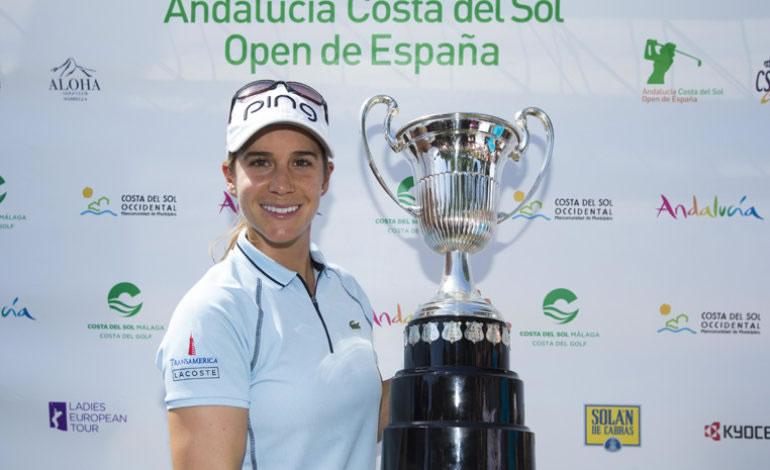 El Open de España hace historia por partida doble en Valderrama y en Aloha