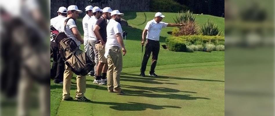 Facilitan entrada al mundo del golf