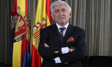 Gonzaga Escauriaza, reelegido Presidente de la Real Federación Española