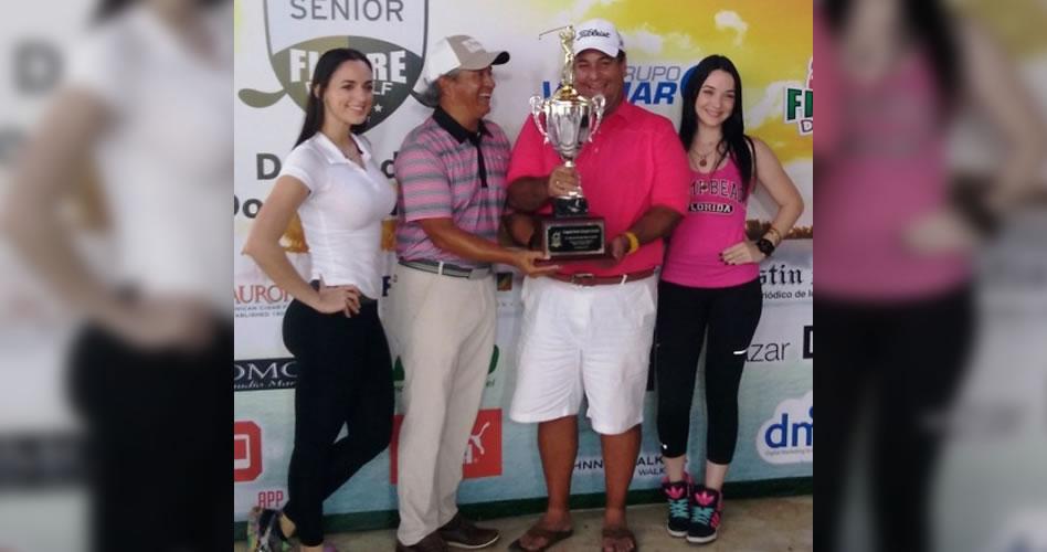 """Joaquín Montero campeón """"III Torneo Fiebre de Golf"""""""