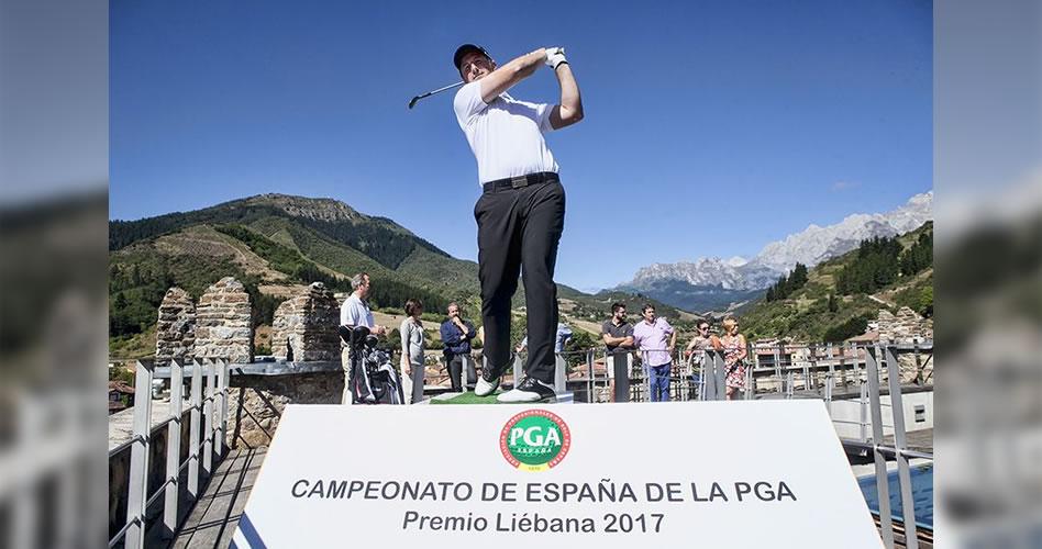 La Caixa patrocinará el Año Jubilar Lebaniego, estandarte del Campeonato de España de la PGA los dos últimos años