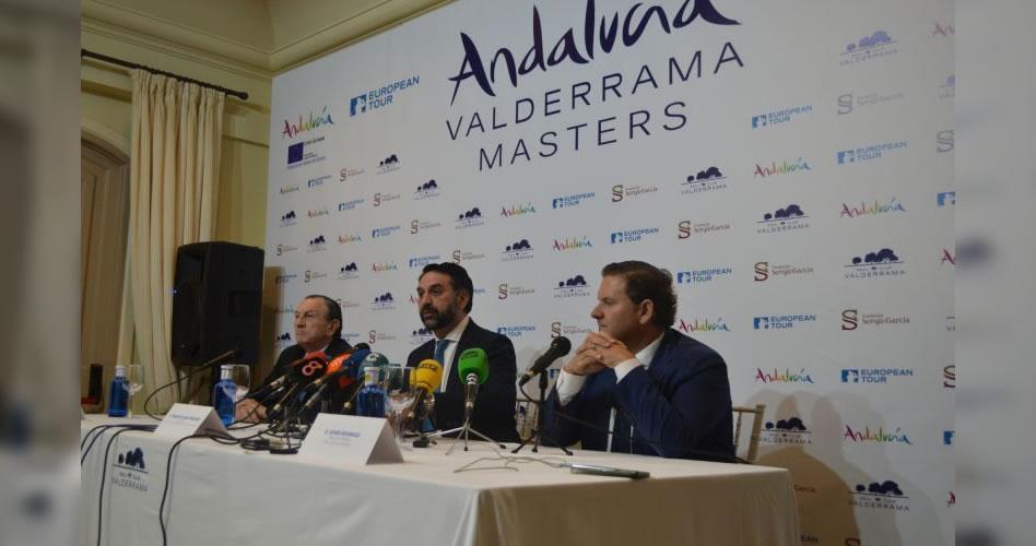 La Junta de Andalucía se compromete durante cinco años con Valderrama