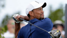 Hideki Matsuyama lucido con victoria del Hero World Challenge en retorno de Tiger (cortesía FOX Sports)
