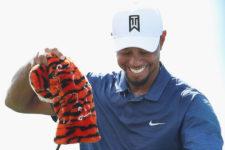 Hideki Matsuyama lucido con victoria del Hero World Challenge en retorno de Tiger (cortesía Golf Week)