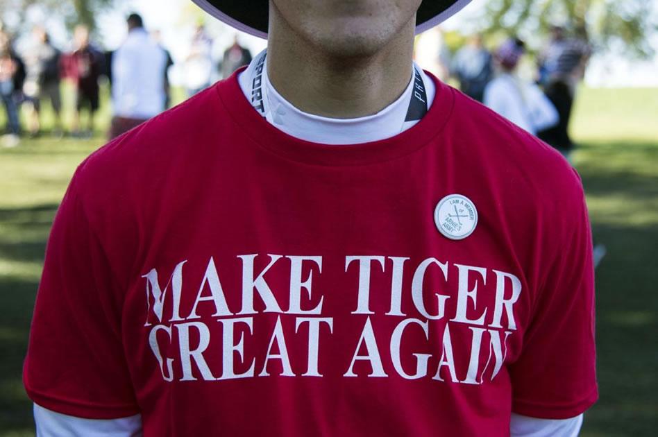 Hideki Matsuyama lucido con victoria del Hero World Challenge en retorno de Tiger (cortesía UPI.com)