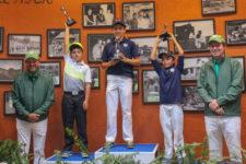 Máximo desempeño de los golfistas del Valle de México en la mitad de la Gira Infantil - Juvenil