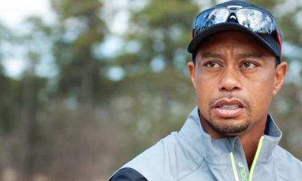 Nuevo diseño: Tiger Woods estuvo en México para inaugurar innovadora cancha corta