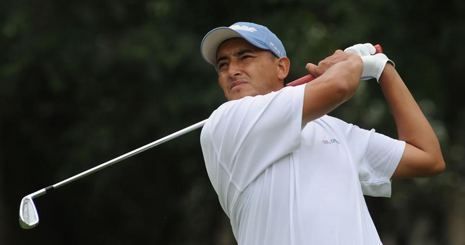 Pinto es el nuevo líder del Andrés Romero Invitational