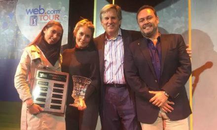 Premiado el Club Colombia Championship en la reunión anual del Web.com Tour