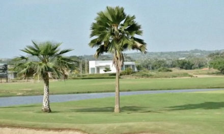 Video, montaje Fairway Colombia del Skins Game Karibana Cartagena