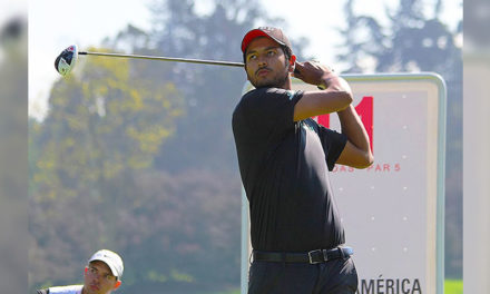 El bogotano Johan Sebastián López lideró al grupo de clasificados en la Escuela Clasificatoria PGA Colombia 2017