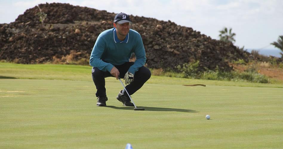 """El """"British Team"""" se llevó la victoria en la tercera edición de la Copa Gibraltar de Golf"""