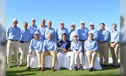 El Latin America Amateur Championship, con presencia de importantes directivos y jueces de la Federación Sudamericana