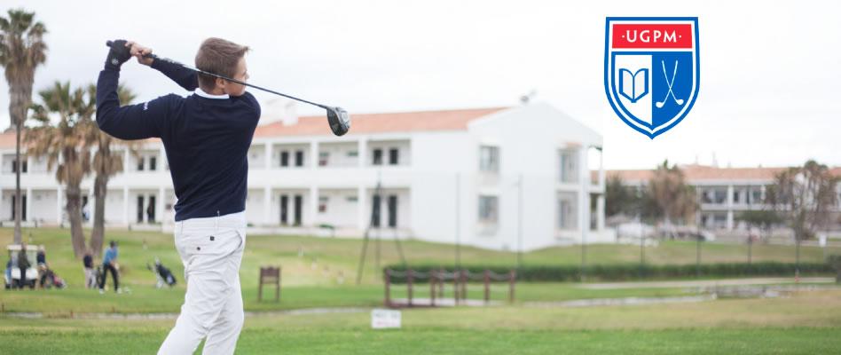 El Programa de Golf de la Universidad de Málaga, en marcha por tercer año consecutivo
