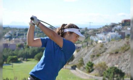Excelente estreno de María Parra en la LPGA con un total de -4 en Las Bahamas