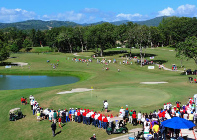 Galería de fotos, desempate y premiación del Latin America Amateur Championship 2017