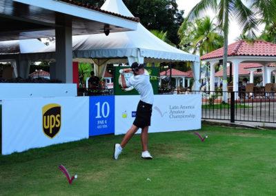 Galería de fotos, Latin America Amateur Championship 2017 día miércoles