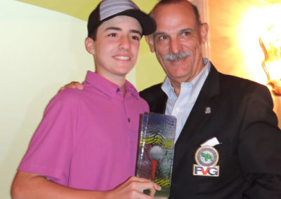 Galería de Premiados del Torneo Juvenil FVG-Valle Arriba