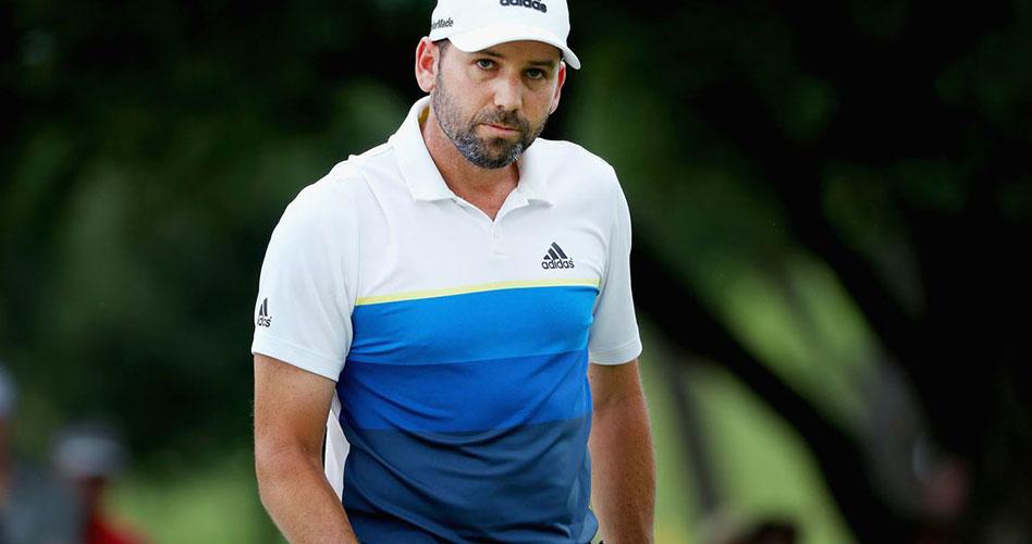 García entre las figuras del World Golf Championships-Mexico Championship