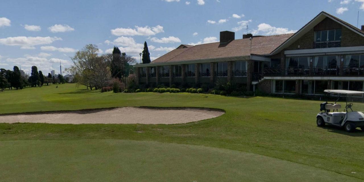 Gonzalo Vertiz se llevó la victoria en torneo en el Club de Golf del Uruguay